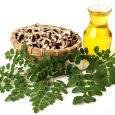 Moringa oil for hair nutrition