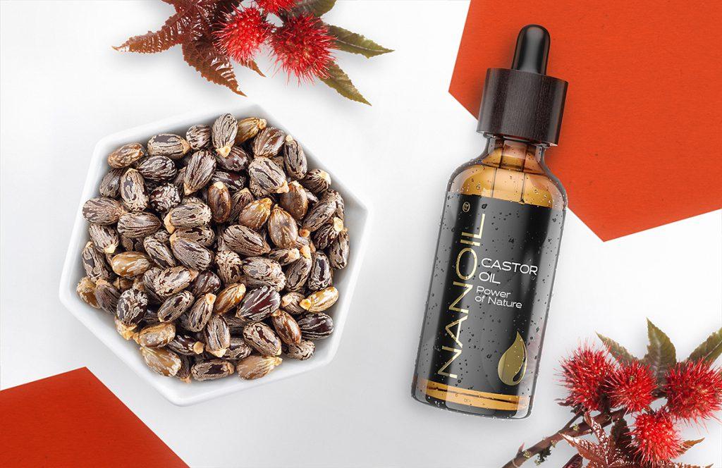 nanoil castor oil hair oil